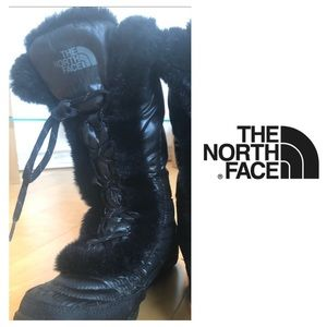The North Face Goose Down Boots. Size 10